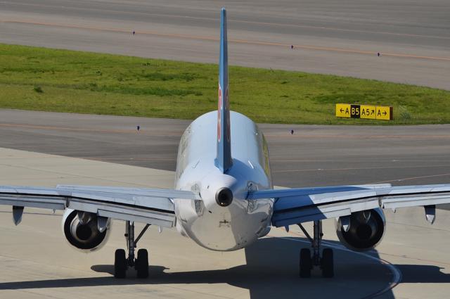 中国南方 A321 1