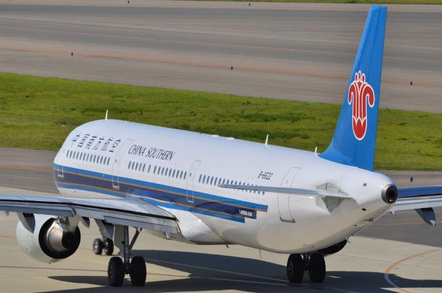 中国南方 A321 2