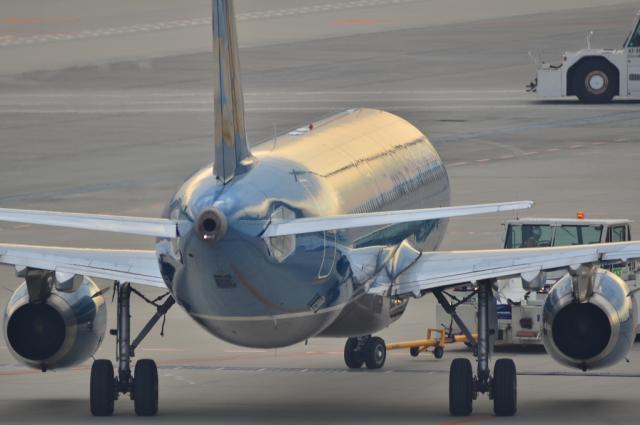 ベトナム A321 1