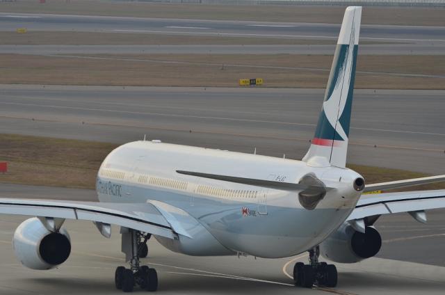 キャセイ A330 2