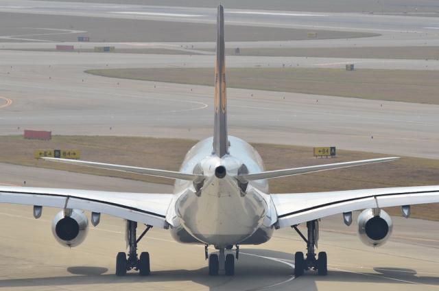 ルフトハンザ A340 1