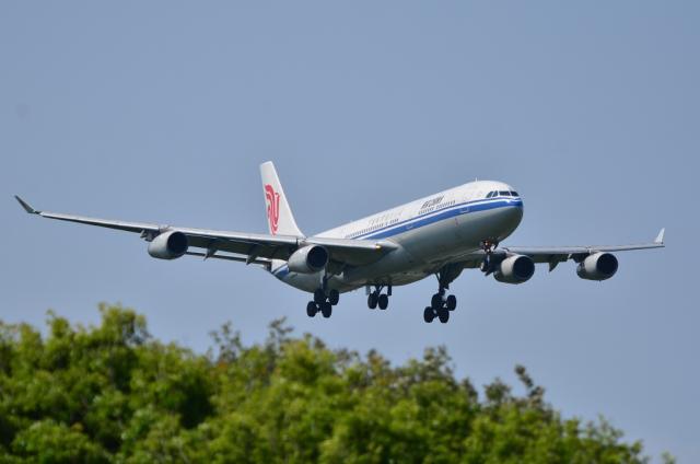 CA A340 1