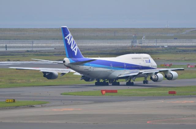 ANA B747 2