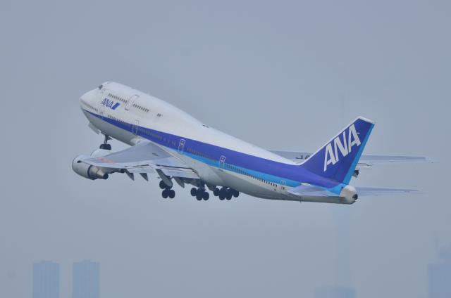 ANA B747 12