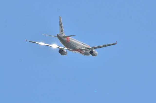 Jet Star A320 5