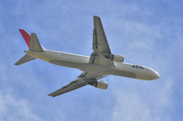 JAL B767 2