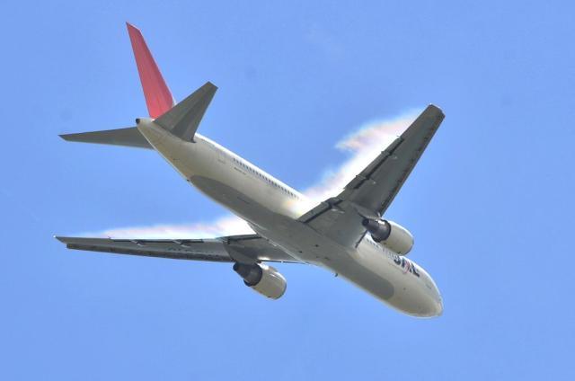 JAL B767 5