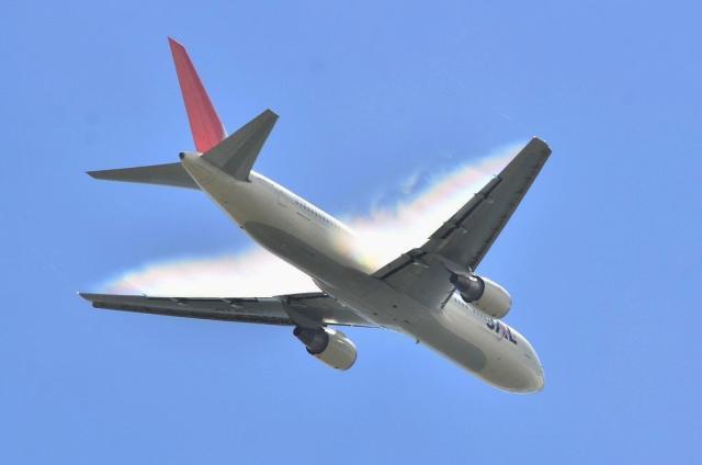 JAL B767 6