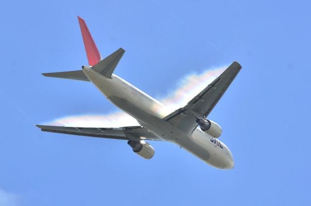 JAL B767 7