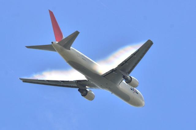JAL B767 8
