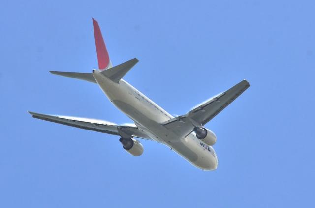 JAL B767 10
