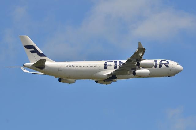 FINNAIR A340 5