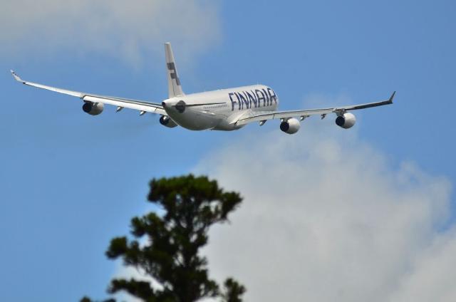 FINNAIR A340 7