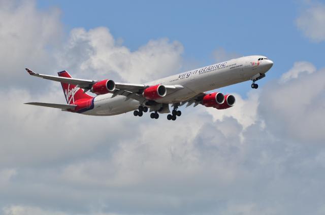 VS A340 2