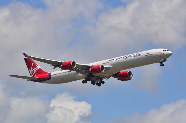 VS A340 3