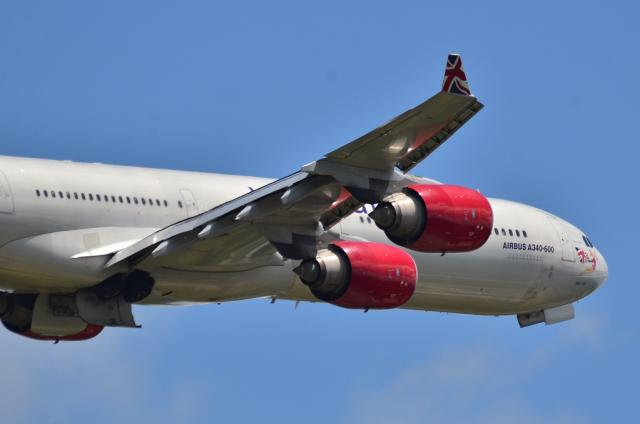 VS A340 5