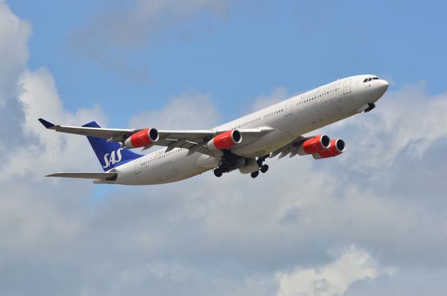 SAS A340 2