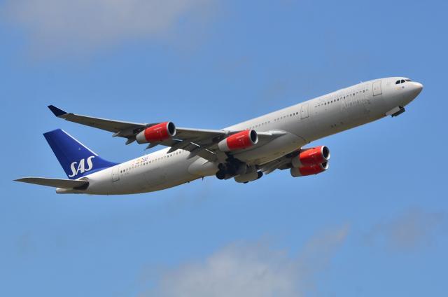 SAS A340 3