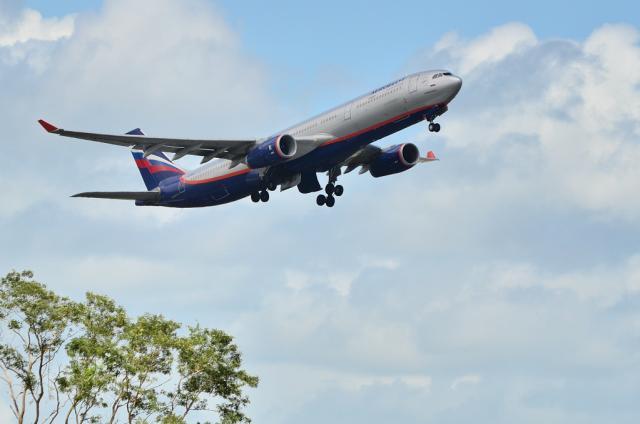 アエロフロート A330 1