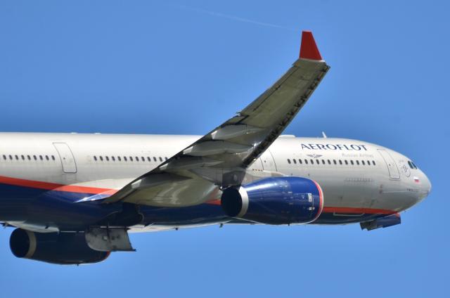 アエロフロート A330 3
