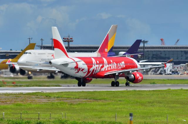 Air Asia 6