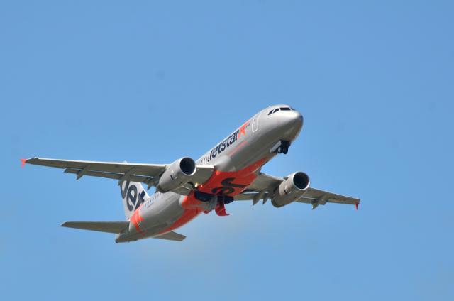 Jet Star A320 7
