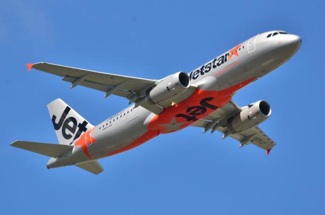 Jet Star A320 8