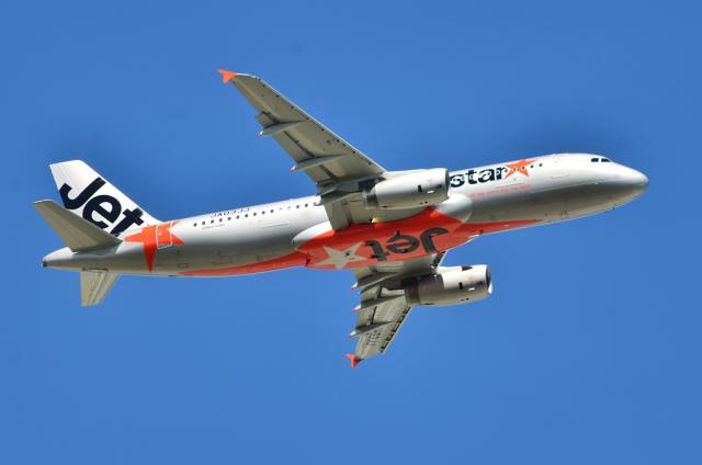 Jet Star A320 9