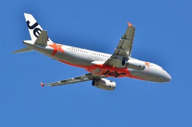 Jet Star A320 10