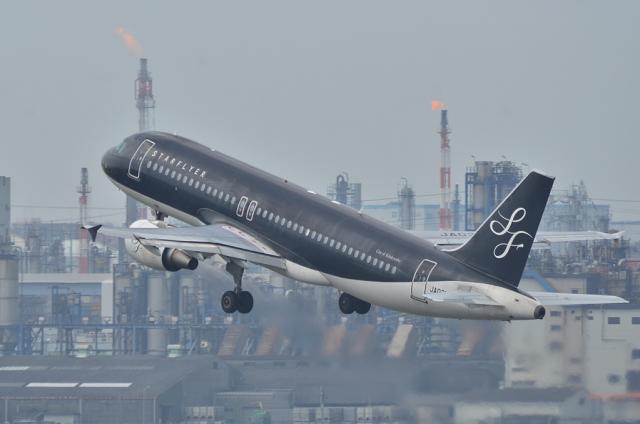 SFJ A320 5