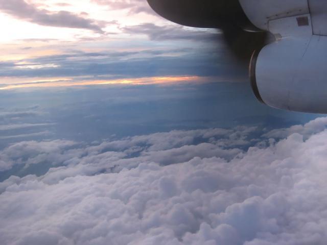 雲のじゅうたん