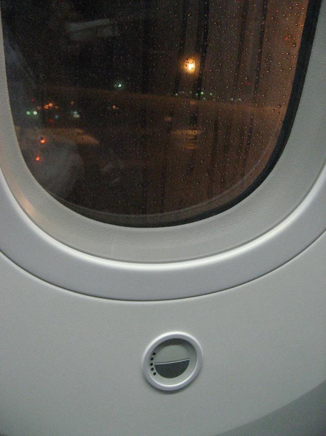 787 電子カーテン