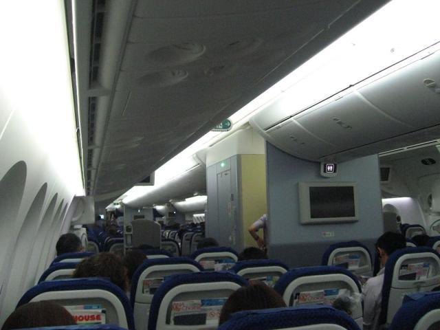 787 キャビン