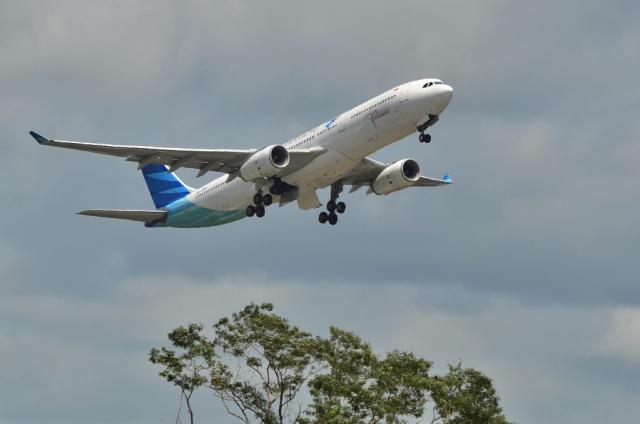 GA A330 1