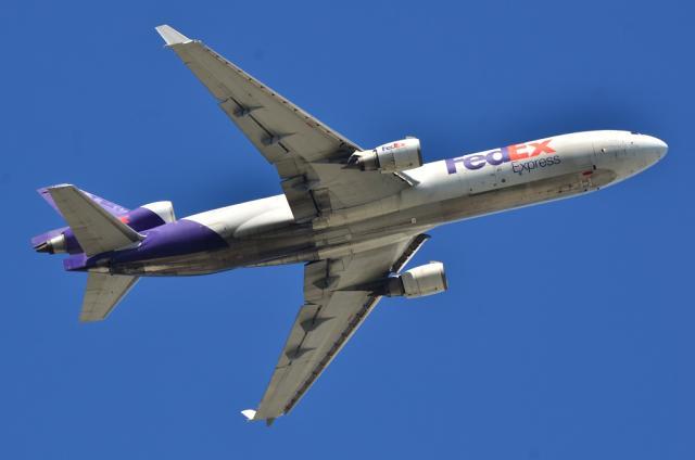 FedEx MD-11F 3